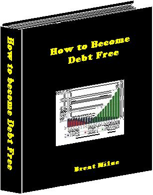 How to be Debt Free ebook